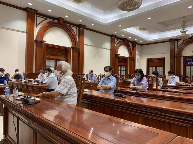 Thêm nhiều ca mắc tại Trung tâm công tác xã hội Tiền Giang: Đoàn công tác Bộ Y tế họp khẩn   - Ảnh 3.