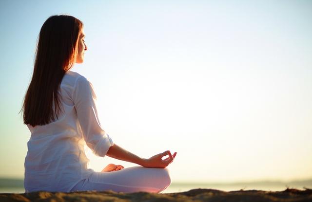 Thiền là cách tốt nhất để đối diện với những cảm xúc tiêu cực.