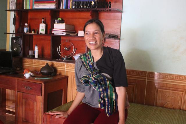 Từ cô bé mồ côi khát khao trở thành thầy thuốc của cộng đồng - Ảnh 5.
