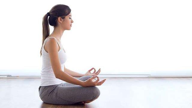 Thiền giúp người bệnh khám phá được những giá trị cao đẹp đang tiềm ẩn bên trong mình.