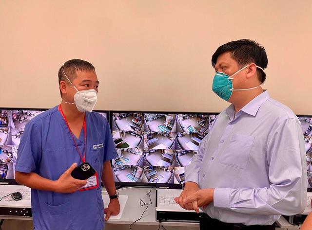 Hơn 13.000 cán bộ y tế tham gia chống dịch COVID-19 ở TP Hồ Chí Minh và các tỉnh, thành phía Nam   - Ảnh 2.