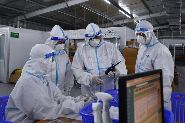 Hơn 13.000 cán bộ y tế tham gia chống dịch COVID-19 ở TP Hồ Chí Minh và các tỉnh, thành phía Nam   - Ảnh 3.