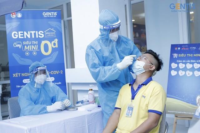 GENTIS thực hiện triển khai xét nghiệm SARS-CoV-2 đảm bảo đúng quy định - Ảnh 1.