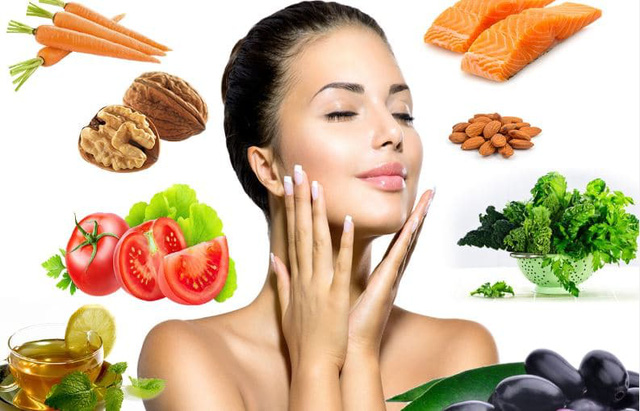Thường xuyên ăn những thực phẩm này giúp bạn có làn da khỏe mạnh - ảnh 1