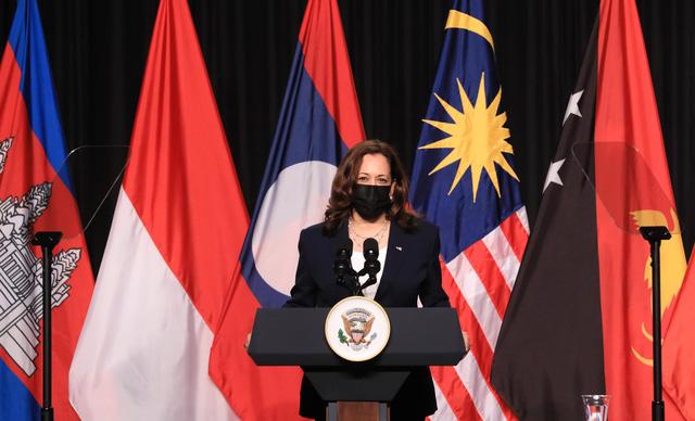 Phó Tổng thống Mỹ Harris khai trương Văn phòng CDC khu vực Đông Nam Á