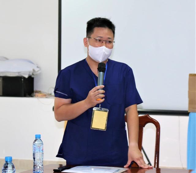 Trung tâm hồi sức tích cực thứ 2 điều trị bệnh nhân COVID-19 tại Tiền Giang đi vào hoạt động - Ảnh 5.