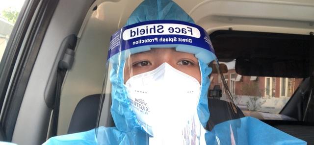Ra Bắc rồi vào Nam chống dịch, chàng trai 9X lại cùng ba về quê nhà Quảng Bình chuyển F - Ảnh 1.