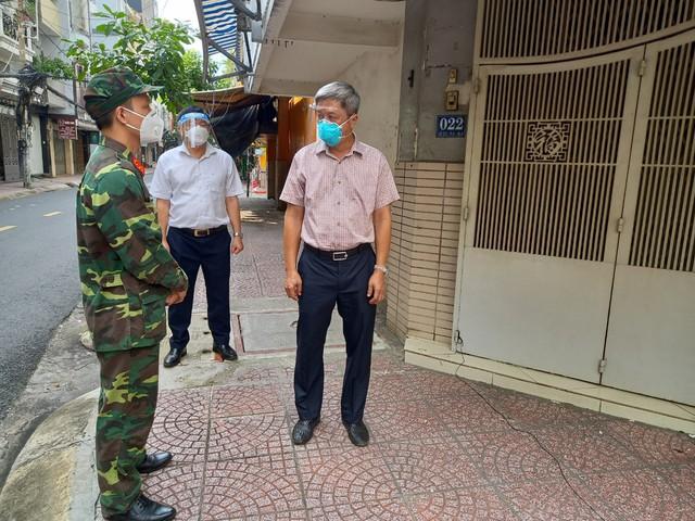 """Thứ trưởng Nguyễn Trường Sơn: """"Không để F0 tại nhà thiếu thuốc, thiếu thông tin"""" - Ảnh 6."""