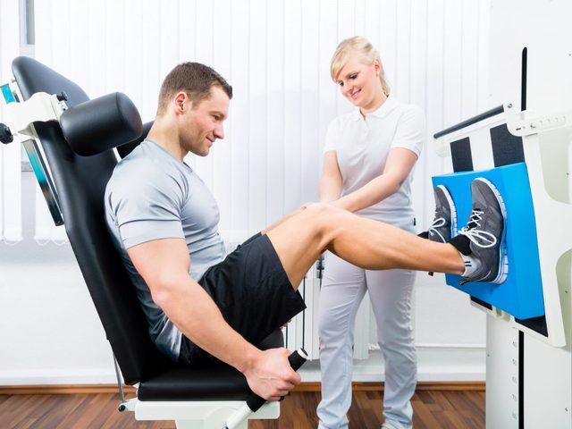 Tập luyện thể thao sau chấn thương dễ hay khó - Ảnh 3.