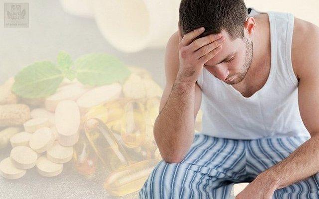 Nam giới được chẩn đoán là thấp testosteron khi hàm lượng chất này xuống thấp hơn 300nanogram trên mỗi dl.