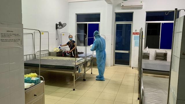 Quảng Bình thêm 95 ca nhiễm, triển khai thêm khu vực điều trị bệnh nhân COVID - Ảnh 2.