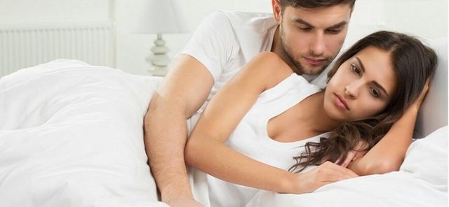 Điểm mặt những trục trặc tình dục ở phụ nữ - Ảnh 1.