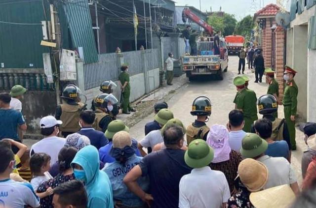 Nghệ An bắt giữ 17 cá thể hổ nuôi nhốt trái phép trong nhà dân - Ảnh 1.