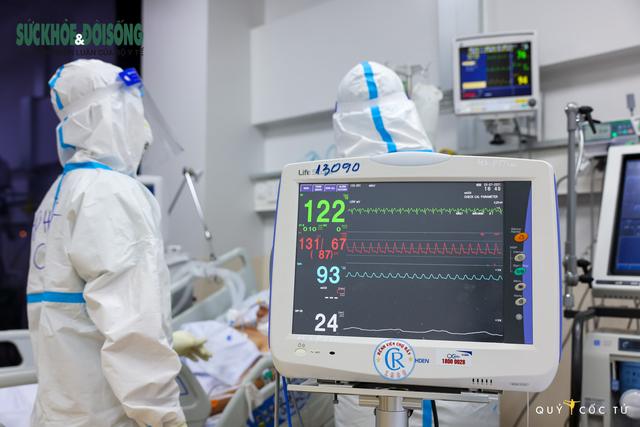 Bệnh viện Hồi sức COVID-19  1