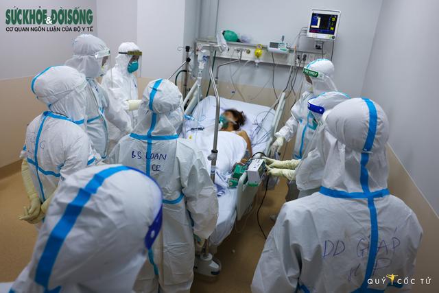 Bệnh viện Hồi sức COVID-19 2