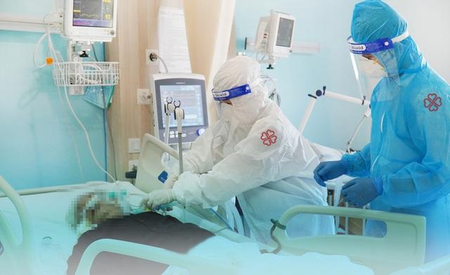 Y tế tư nhân tích cực nhập cuộc điều trị bênh nhân COVID-19 - Ảnh 5.
