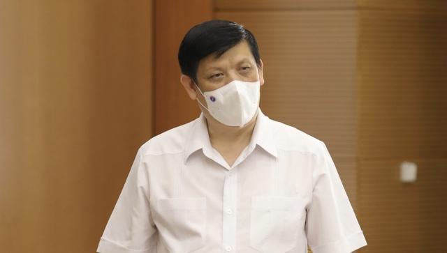 Bộ trưởng Nguyễn Thanh Long kêu gọi các nhà khoa học lĩnh vực sức khoẻ đồng hành chống dịch COVID-19 - Ảnh 1.