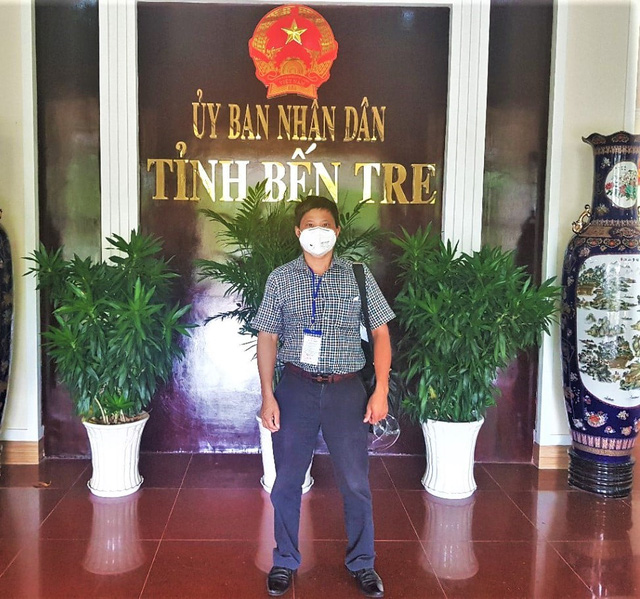 BSCK II Đặng Như Quang - Phó trưởng Khoa gây mê hồi sức, Bệnh viện Trung ương Huế
