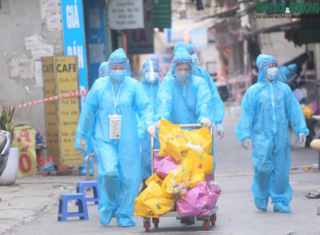 """Ngay sau khi Thủ tướng Chỉ đạo, Quận Thanh Xuân di dời dân khỏi """"điểm nóng"""" từ 18h hôm nay - Ảnh 4."""