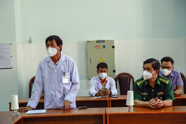 """Thứ trưởng Bộ Y tế Nguyễn Trường Sơn: Cần xây dựng """"ngân hàng máu"""" ngay tuyến huyện - Ảnh 2."""