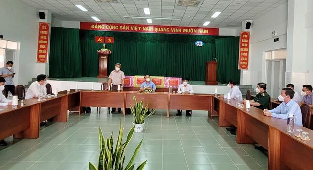 """Thứ trưởng Bộ Y tế Nguyễn Trường Sơn: Cần xây dựng """"ngân hàng máu"""" ngay tuyến huyện - Ảnh 1."""