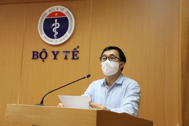 Bộ Y tế triển khai đề án Tăng cường khả năng cung ứng, sử dụng oxy y tế cho các cơ sở điều trị bệnh nhân COVID-19 - Ảnh 1.