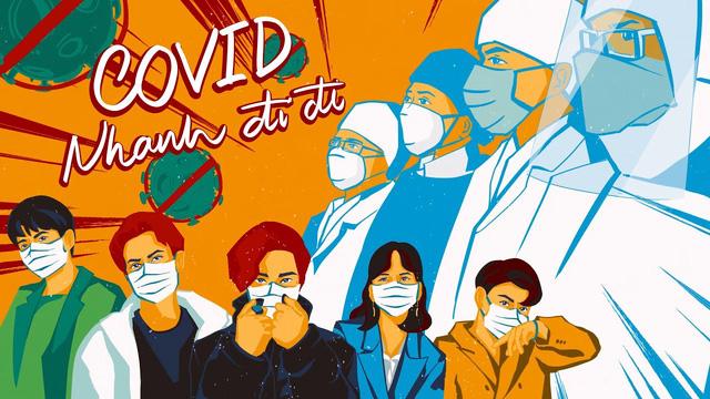 """""""Con đường và những bước chân"""" và âm nhạc ngày COVID-19 - Ảnh 3."""