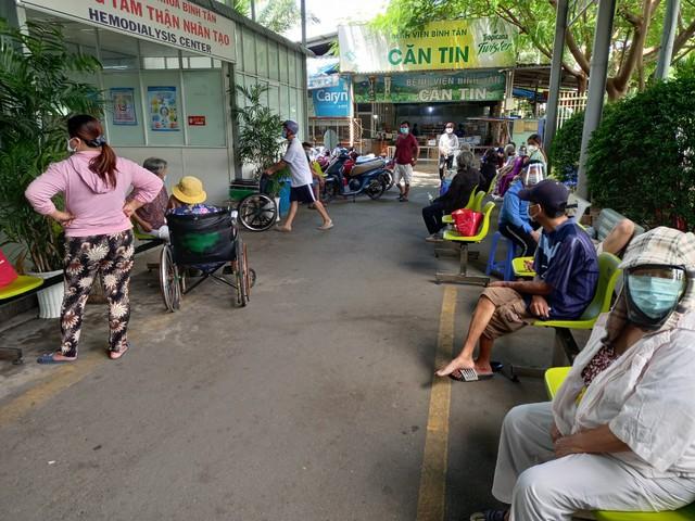 Khắc phục những bất cập ở Bệnh viện quận Bình Tân - Ảnh 2.