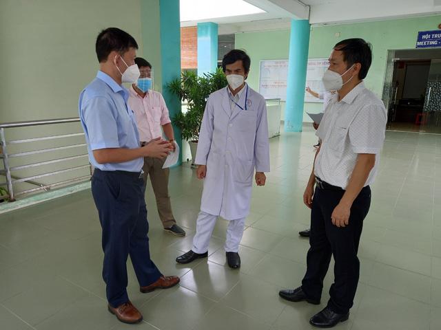 Khắc phục những bất cập ở Bệnh viện quận Bình Tân - Ảnh 4.