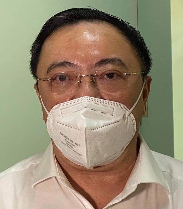 TS.BS Phan Huy Anh Vũ: Y tế Đồng Nai có bước phát triển dài bằng 5 năm, trong 3 tháng qua - Ảnh 1.