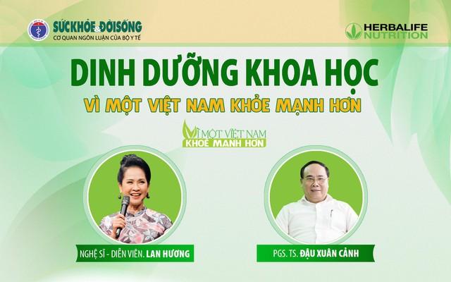 """Dinh dưỡng khoa học – Vì một Việt Nam khỏe mạnh hơn:  """"Chất béo – Ăn thế nào cho khỏe?"""""""