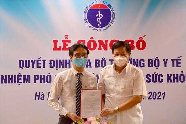 Bộ Y tế bổ nhiệm 2 Phó Tổng biên tập Báo Sức khỏe & Đời sống - Ảnh 5.