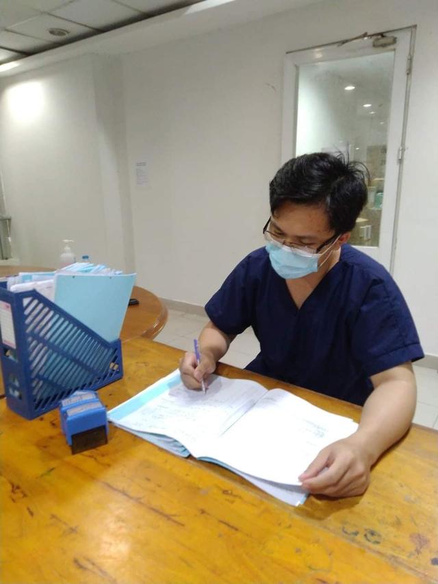 BS Lê Đức Thành Nhân, Bệnh viện Đa khoa Bưu Điện