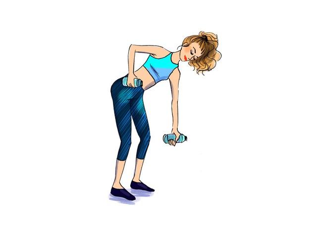5 bài tập để tăng cường sức mạnh cho cánh tay - Ảnh 4.