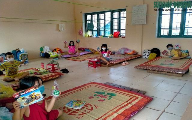 """Những ngày """"không quên"""" của 70 học sinh trong khu cách ly F1 ở Thừa Thiên Huế  - Ảnh 1."""
