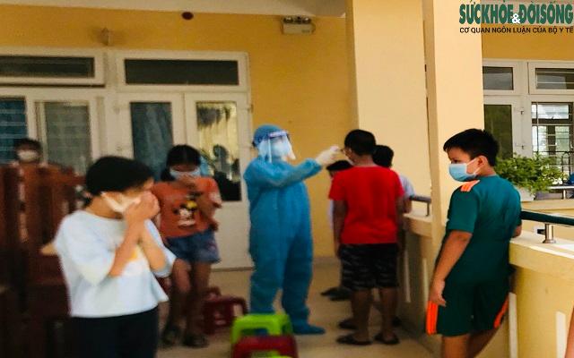 """Những ngày """"không quên"""" của 70 học sinh trong khu cách ly F1 ở Thừa Thiên Huế  - Ảnh 8."""
