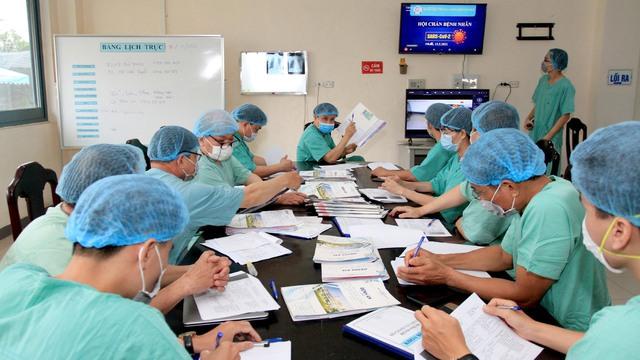 BV TW Huế sẵn sàng tiếp nhận bệnh nhân COVID-19 nặng ở miền Trung - Ảnh 3.