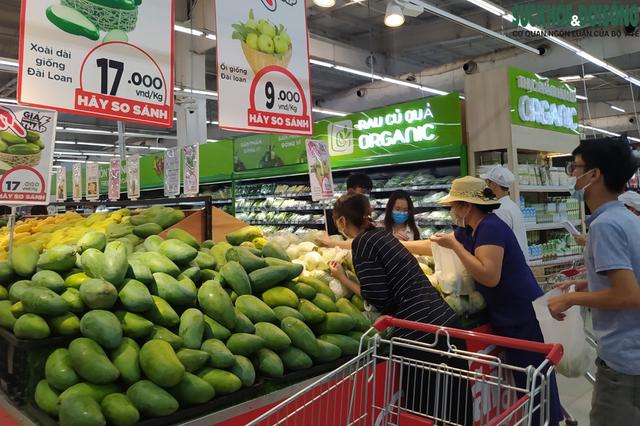 Hà Nội lên phương án đảm bảo lương thực, thực phẩm như thế nào khi thực hiện phân vùng? - Ảnh 2.