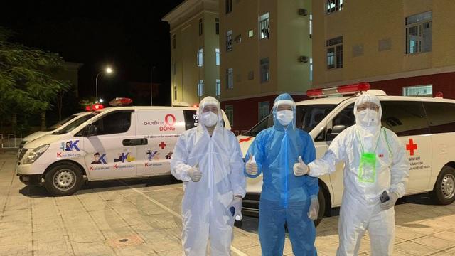 """""""Chuyến xe 0 đồng"""" tại Quảng Bình vẫn miệt mài phục vụ người bệnh và chuyển F  - Ảnh 6."""
