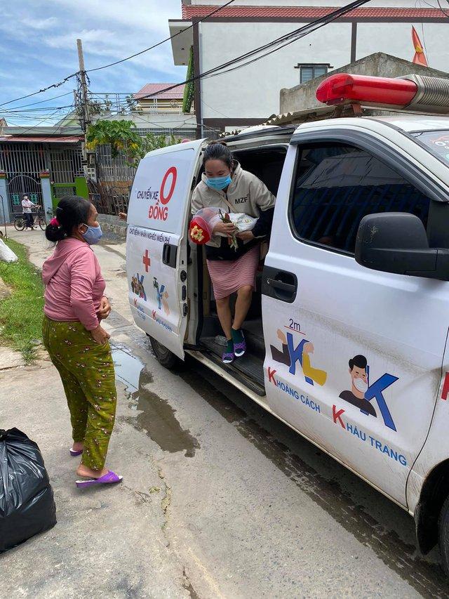 """""""Chuyến xe 0 đồng"""" tại Quảng Bình vẫn miệt mài phục vụ người bệnh và chuyển F  - Ảnh 7."""