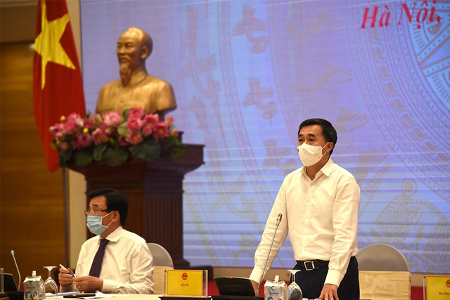 """Thứ trưởng Trần Văn Thuấn: """"Đầu năm tới, chúng ta sẽ tự chủ vaccine trong nước"""" - Ảnh 2."""