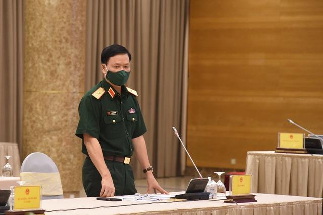 """Trung tướng Tô Ân Xô: """"Rất nhiều chiến sĩ 3 tháng nay không nghỉ ngơi"""" - Ảnh 3."""