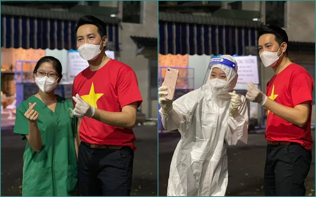 Ca sĩ Nguyễn Phi Hùng: Y bác sĩ, bệnh nhân COVID-19 chính là người truyền động lực cho mình - Ảnh 5.