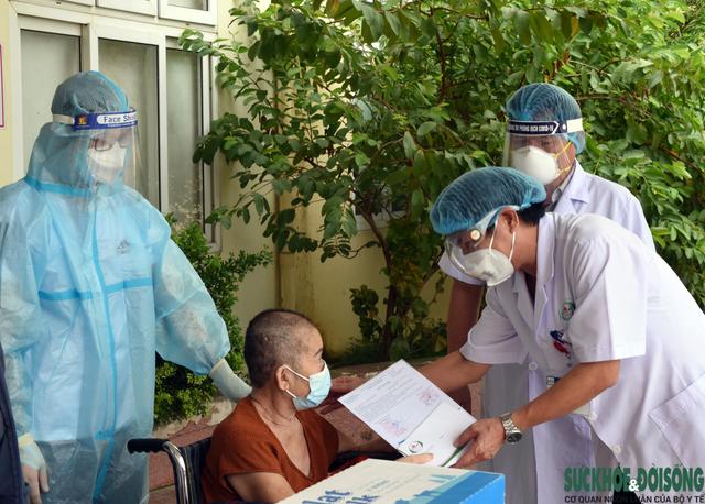 Nhiều bệnh nhân COVID-19 nặng, nguy kịch đã được Bệnh viện HNĐK Nghệ An cứu sống   - Ảnh 3.