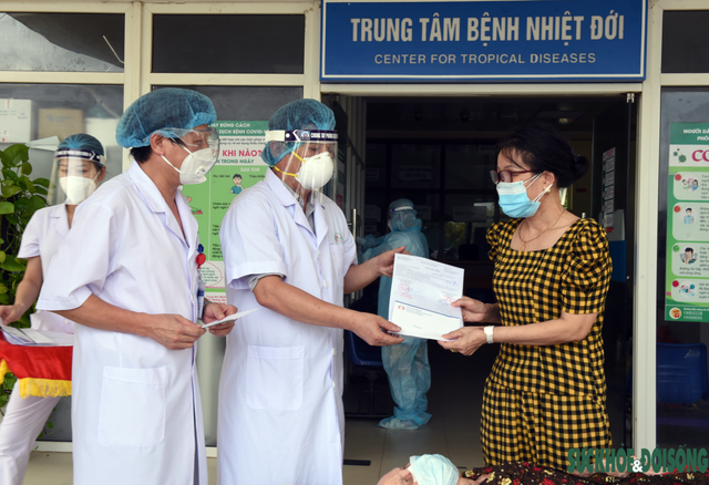 Nhiều bệnh nhân COVID-19 nặng, nguy kịch đã được Bệnh viện HNĐK Nghệ An cứu sống   - Ảnh 4.