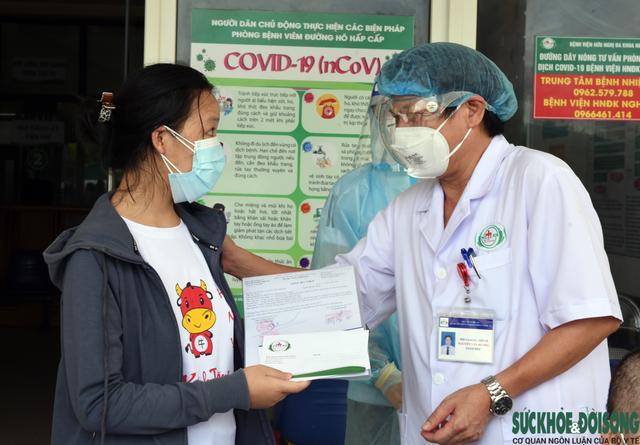 Nhiều bệnh nhân COVID-19 nặng, nguy kịch đã được Bệnh viện HNĐK Nghệ An cứu sống   - Ảnh 6.