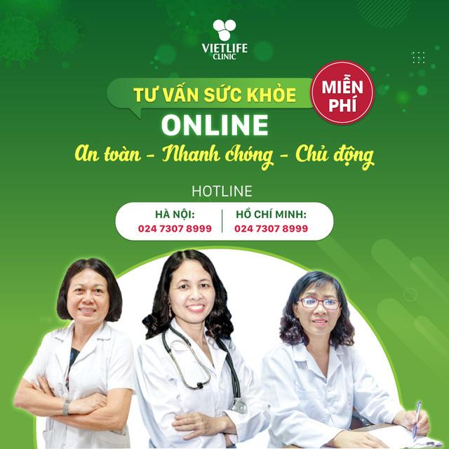 Vietlife Healthcare - Đồng hành cùng bạn và gia đình vượt qua đại dịch - Ảnh 3.