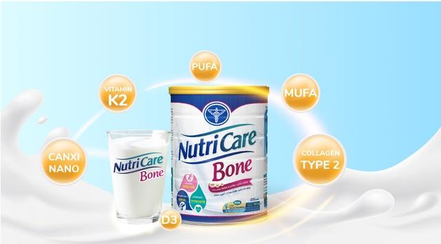 Dinh dưỡng giúp xương khớp chắc khỏe mỗi ngày - Ảnh 3.