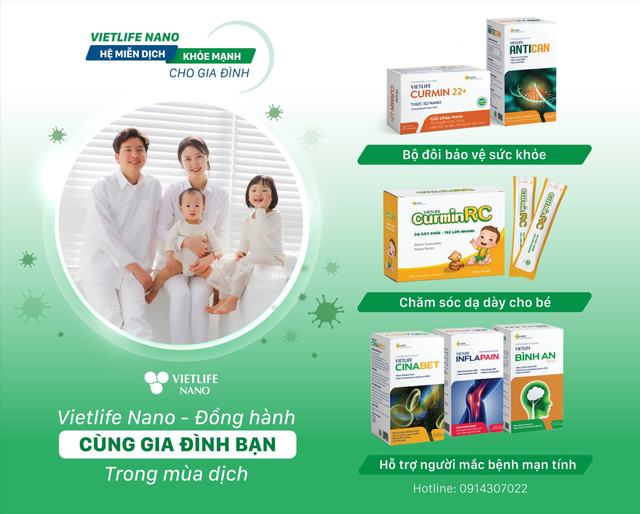 Vietlife Healthcare - Đồng hành cùng bạn và gia đình vượt qua đại dịch - Ảnh 4.