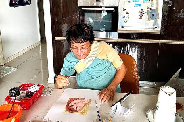 Thư Sài Gòn (số 30): Nhà văn Sài Gòn làm gì trong 100 ngày giãn cách vừa qua - Ảnh 10.